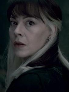 Narcissa Malfoy is Draco's...