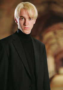 Draco attended Hogwarts School of Witchcraft and Wizardry from .... to ....