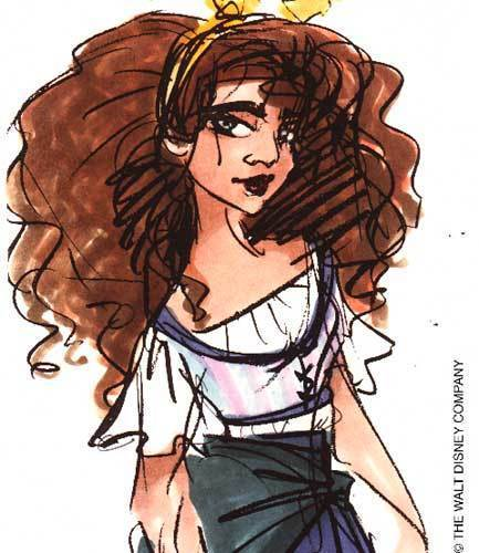 This art concept is from which disney Princess movie?