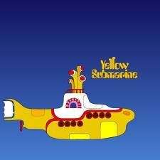 "In the movie,""Yellow Submarine"" which beatle is being followed by the submarine?"