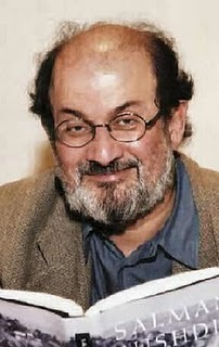 """How many times Salman Rushdie was asked about the location of the toilets during the """"Kafka's motorbike"""" book presentation?"""
