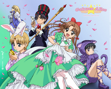 How many episodes are in the Anime Gakuen Alice? :D