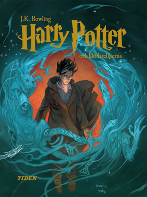 How Many Pages Has The Swedish Copy Of Harry Potter And The Deathly