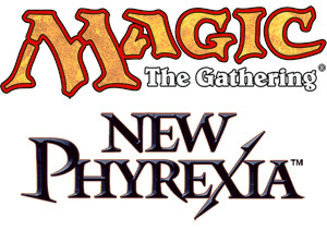 Who is the only planeswalker in the New Phyrexia set?