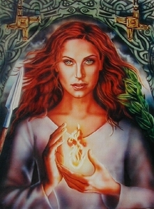 Which goddess is this and from which mythology?