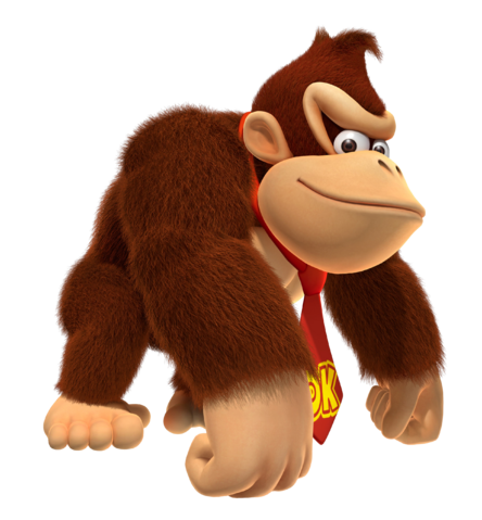 In Which Of The Following Did Donkey Kong Stop Being A Playable Character?