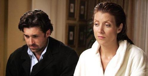 Who did Derek leave Addison for because he fell in love with her?