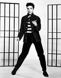 Elvis born...