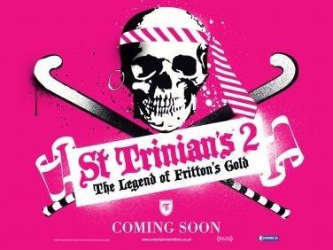 Did Gemma appear in St Trinian's 2?