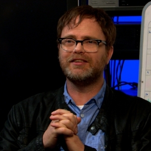 In season 6, what episode did Rainn Wilson direct?