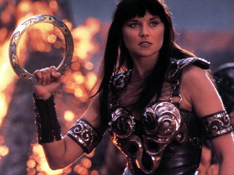 Xena: Warrior Princess ended in _____