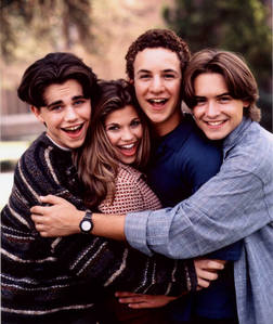 Boy Meets World ended in _____