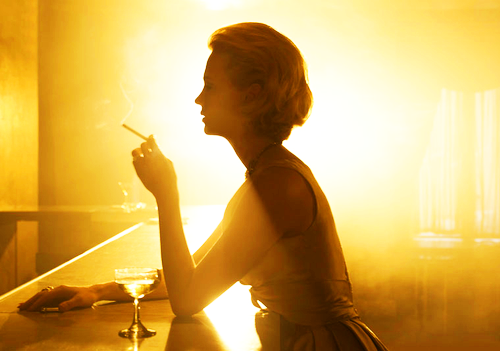 What is the name of her character in Mad Men?