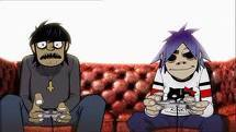 Why does 2D idolize Murdoc?