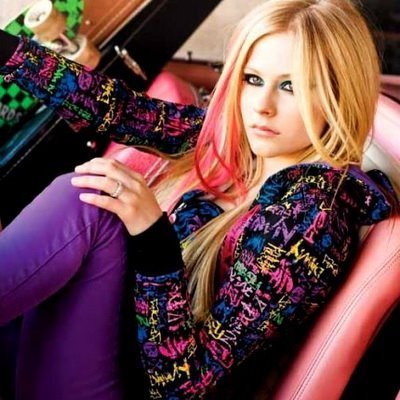 what was the title of avril's debut album?