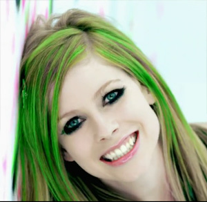 how old does avril when she sang 'sk8er boi'?