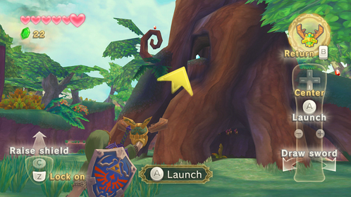 ITEMS - This new item gives Link the ability to grab from long distances away