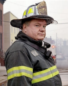 How did Battalion Chief Jerry Reilly die?