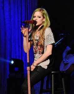 what was avril's real name?