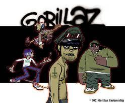 What was the Gorillaz original name?