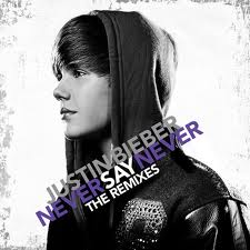 "Who was in the song ""Never say Never"" with Justin!???"