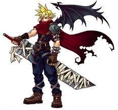 What is the name of Cloud's sword?