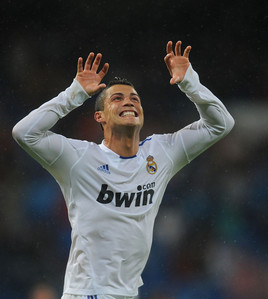 Howmany Goals did Cristiano Ronaldo scored in Spanish La Liga Season 2010-2011 ?