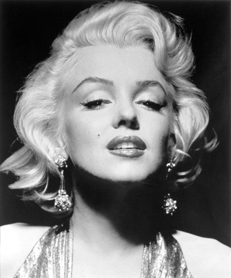 Marilyn Monroe's favourite colour was ...