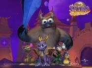 Which character is unlocked in Midnight Mountain on Spyro 3?
