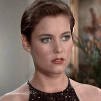 name the Bond girl...
