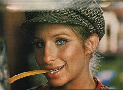 What is Barbra's お気に入り food?