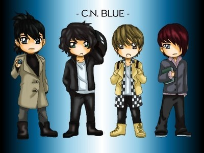 which is the last member entered CN Blue?
