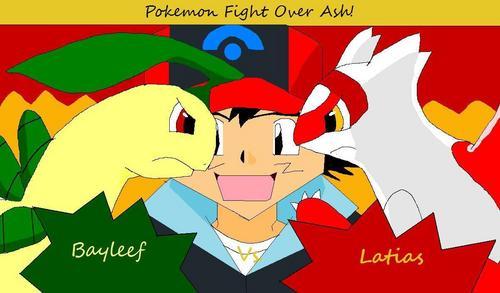 Who's the taller Pokemon?