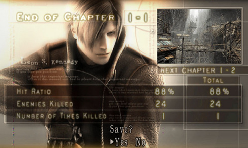 What is Leon Kennedy's middle name?