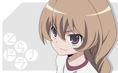 who does the voice of taiga?