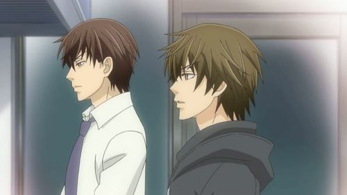 Sekaiichi Hatsukoi manga&anime: They've slept together...