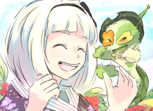 What is the name Shiemi gave to the Greenman Spirit she summon?