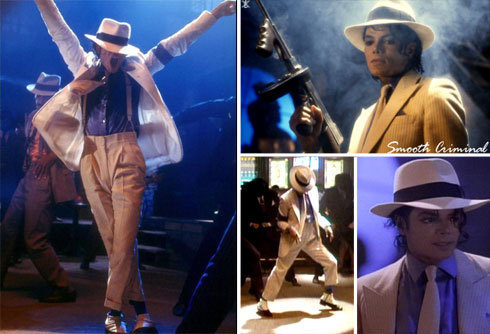 Which classic influenced the choreography and style of Michael's short film, Smooth Criminal.