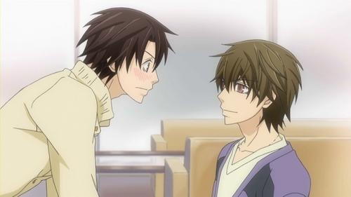 Sekaiichi Hatsukoi manga&anime: They've slept together...