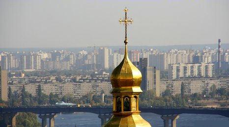The largest Ukrainian diaspora is in ...