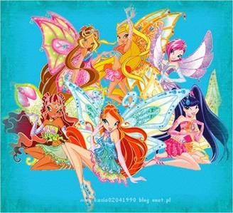 who produced winx club