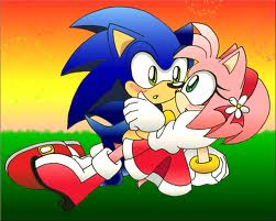 How old is Amy and Sonic?