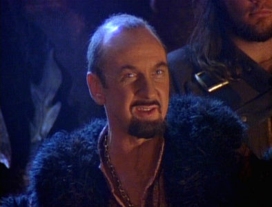 """How did Xena kill Mezentius at the end of """"The Path Not Taken""""?"""