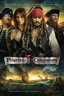 What's the German titolo of: Pirates of the Caribbean: On Stranger Tides?