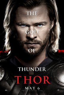 What's the German title of the movie Thor?