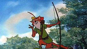 Robin Hood is a master of disguise. How many disguise did he plotted?