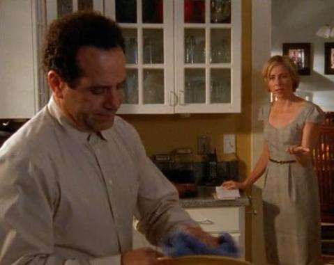 Natalie - 'Morning, Mr. Monk, I have your mail ! Monk - Okay _________  (Mr. Monk goes to group therapy)