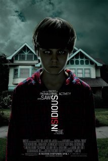 What's the German judul of: Insidious?