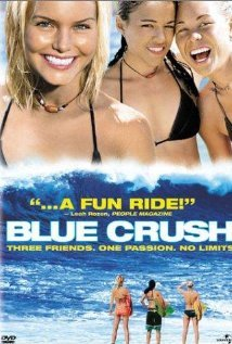 What's the German Title of: Blue Crush?