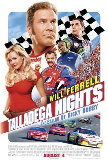 What's the German título of: Talladega Nights: The Ballad of Ricky Bobby?